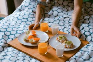 How to Eat Right for Improved Sleep
